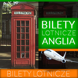 loty polska-anglia