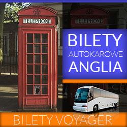 autobusy Polska Anglia